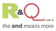 R&Q Regulatory and Quality Solutions Logo