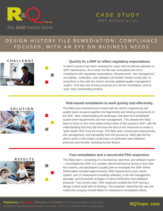 Case Study Design History File Remediation PDF