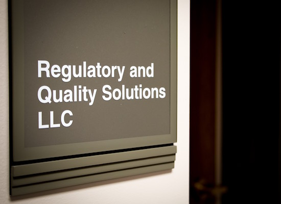 Regulatory & Quality Solutions Medical Devices
